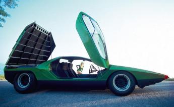 1968 Alfa Romeo Carabo Bertone